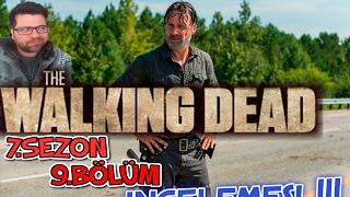 The Walking Dead 7.Sezon 9.Bölüm İnceleme !!! Rock On The Road !!