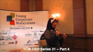 YCM CEO Series 31 - Natasha Kamaluddin part 4