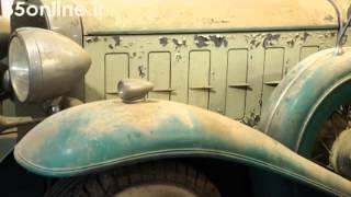 کشف 5 خودرو کلاسیک کم نظیر در یک انبار قدیمی
