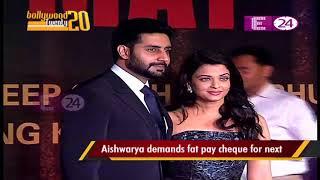 Aishwarya Rai Bachchan demands Rs 10 crore for her next film?