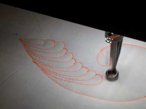 Artist Karen McTavish showcases Victorian Feathers