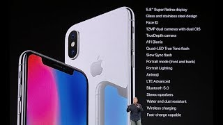 iPhone X Price in Bangladesh and Full Specification with Fast Look Review