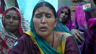 Toilet Problem Bhadohi, Uttar Pradesh — Video Volunteer Anjana reports