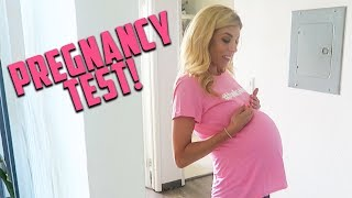 REBECCA IS PREGNANT FOR THE DAY! (DAY 205) CHALLENGE!
