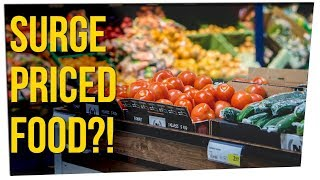 Supermarkets May Implement SURGE Pricing on Groceries?! ft. DavidSoComedy