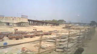 Smart Train Line Moving Towards Tungipara, Gopalgonj!!