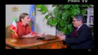 Farah Pahlavi, 2015 فرح ديبا پهلوي ـ عليرضا نوريزاده ؛