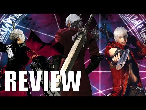 Xxx Mp4 REVIEW Devil May Cry HD Collection 2018 PS4 3gp Sex