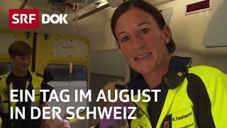 «Wir sind die Schweiz» – Ein Tag im August, Folge 4