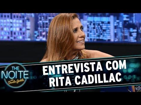 The Noite 13 05 15 Entrevista Rita Cadillac