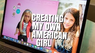 Create Your Own American Girl Doll - Unboxing