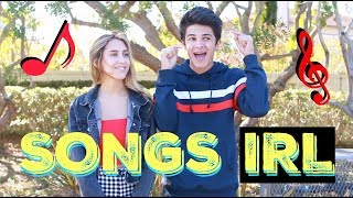 SONGS IN REAL LIFE 3! | Brent Rivera