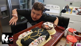 Geoff Ramsey: The Cake