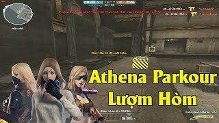 Bình Luận CF | Nhân Vật VIP Mới Athena Parkour Lượm Hòm | TQ97