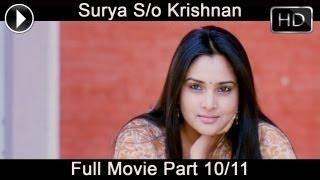 Surya Son of Krishnan Telugu Movie Part 10/11 || Suriya, Sameera Reddy, Simran, Ramya