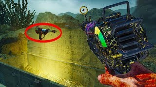 🔥'Nuketown Zombies' PACK A PUNCH AND ROUND 50 CHALLENGE🔥 (Call of Duty Black Ops 2 Zombies)