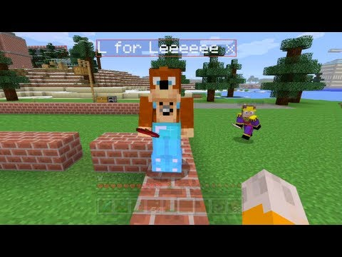 watch Minecraft Xbox - Chubby Kitty [101]