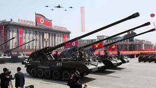 North Korea Military Parade 2018: Best Moments - Parada Militar na Coreia do Norte 2018