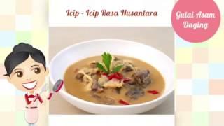 Dapur Umami - Gulai Asam Daging SAJIKU