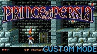 고전게임 페르시아의왕자 모드(Prince of Persia mode) Clear