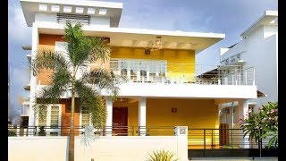 Cute Small Modern House 1500 Sft for 15 Lakh   Elevation   Interior