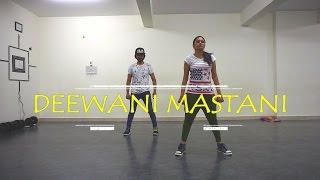 Deewani mastani dance choreography