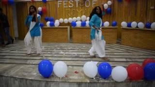Kala chasma,chamcham,chamak#Cv raman college of engineering#Aei freshers 2k16#3rd year performance