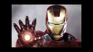 Sonido de Disparo Iron Man