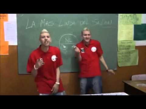 Los Nota Lokos La Mas Linda Del Salón Video Official HD