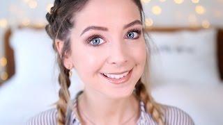 My Everyday Makeup Routine   Zoella