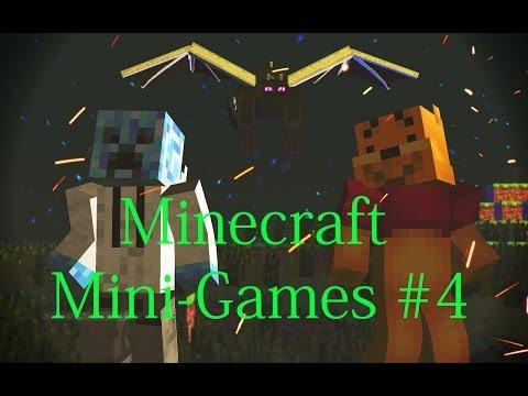 Minecraft Mini Games #4 - Sexuele voorlichting!