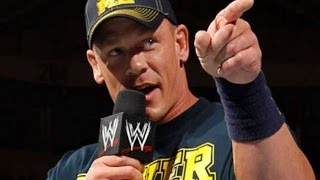 JOHN CENA RETURN - WWE Monday night RAW 30 MAY 2016 |HD|