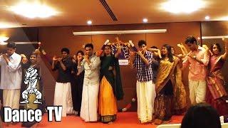 Tamil college dance performance | Funny Girls vs Boys  | Tamil Sangam | DanceTV