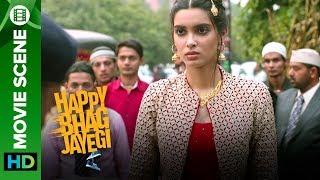 Diana Penty mistaken for a spy | Happy Bhag Jayegi