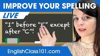 How to Solve Spelling Mistakes in English - Basic English Tips