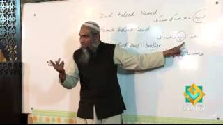Lecture 03 - Quran Arabic As Easy as Urdu By Aamir Sohail