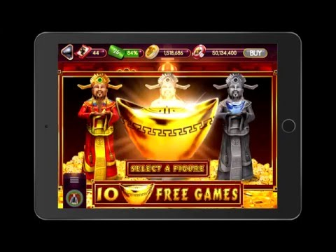 MORE GOLD MORE SILVER Video Slot Game with a FREE SPIN BONUS
