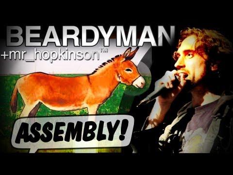 Xxx Mp4 BEARDYMAN With Mr Hopkinson ASSEMBLY At ASSEMBLY ROOMS Edinburgh August 2011 3gp Sex