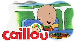 Caillou - Caillou Hates Vegetables  (S01E03) | Cartoon for Kids