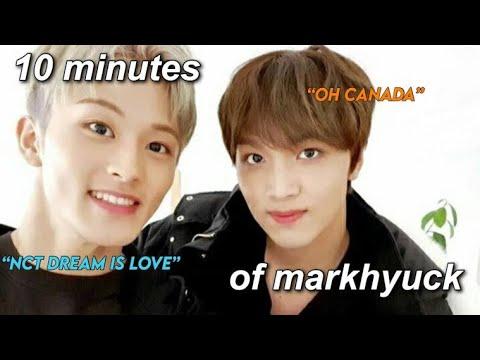 10 minutes of markhyuck ☆