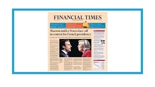 فرنسا... ثنائي غير مسبوق في الدور الثاني من الانتخابات الرئاسية
