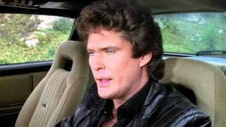 Knight Rider Kitt Vs Karr HD