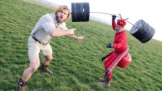 People Vs Strongest Animals on Earth | STRENGTH TEST!