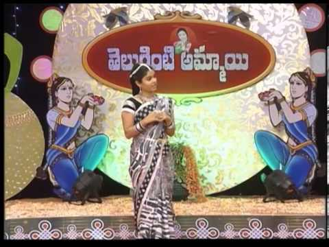 Teluginti Ammayi a Doordarshan Sapthagiri series part 30