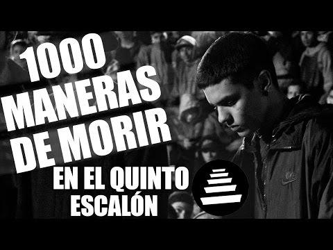 1000 MANERAS DE MORIR En El Quinto Escalón