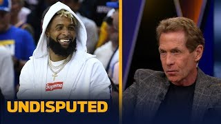Odell Beckham Jr. wants to be highest paid NFL player - does he deserve it? | UNDISPUTED
