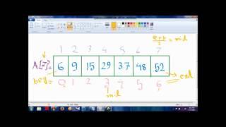 Binary Search Bangla C++ Tutorial With Algorithm