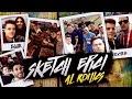 Download Video Download SKETCH EPICI AL ROMICS!!! w/ULTIMATE CREW 3GP MP4 FLV