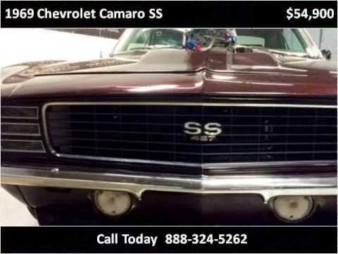 1969 Chevrolet Camaro SS Used Cars Denver CO