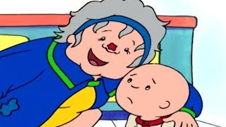 LIVE | Funny Animated cartoons Kids | Season 2 | Caiilou